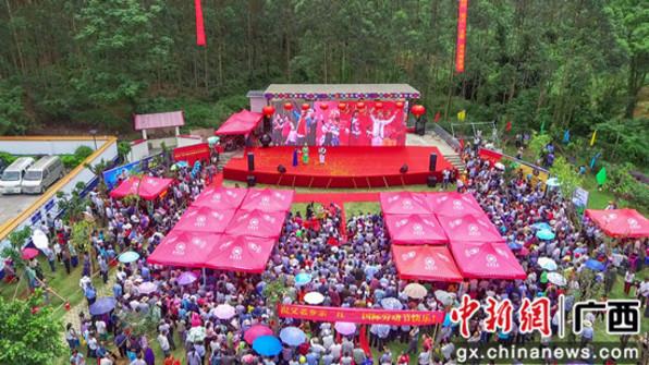 大地飞歌·2018大明山歌圩5月场活动举办